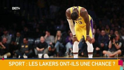 [BET BREAKS] Sport : Les Lakers ont-ils une chance ?
