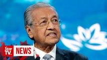 Dr Mahathir speaks at Eastern Economic Forum plenary session