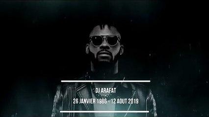 SAFAREL OBIANG HOMMAGE A DJ ARAFAT