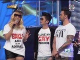 LOOK: 'Showtime' hosts wear pro-gay shirts