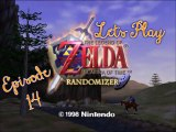 Lets Play - Legend of Zelda - Ocarina of Time Randomizer Preds Edition - Episode 14 - Spirit Temple - Young Link Section