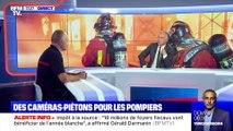 """Colonel Marc Vermeulen: """"les sapeurs-pompiers vont un avoir un moyen pour pouvoir enregistrer les interventions"""""""