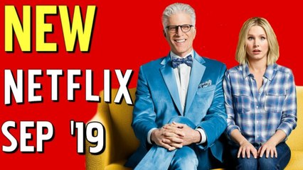 What's NEW To Netflix (and what's leaving) | September 2019