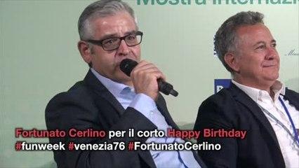 Fortunato Cerlino: 'Achille Lauro? La fragilità è la sua forza'