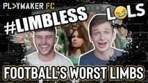 LOLs | The worst limbs in football (Feat. Arsenal and Tottenham fans)