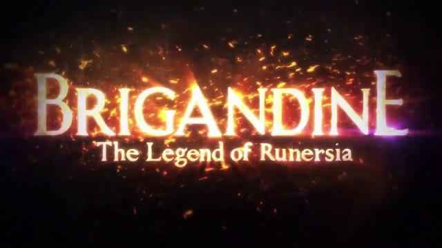 Brigandine The Legend of Runersia - 1st Trailer