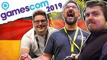 Cyberpunk 2077 BLEW Our Minds At Gamescom 2019 | AlltimeGaming Vlogs