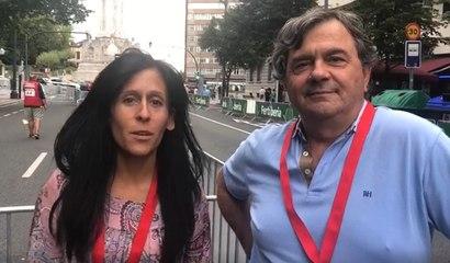 Fernando Llamas  (MARCA) analiza la 12ª etapa