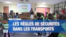 A la Une : Un village radioactif dans la Loire / Perdriau en tête du 1er tour / Sos Racisme partie civile dans une affaire d'agression / Les élèves de 6ème sensibilisés à la sécurité dans le bus