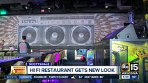 Hi-Fi Kitchen and Cocktails undergoes remodel in Old Town Scottsdale