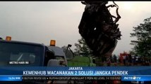 Antisipasi Kecelakaan di Jalan Tol, Kemenhub Wacanakan 2 Solusi Jangka Pendek