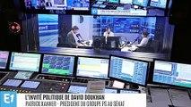 """Bernard Cazeneuve sur le retour ? """"François Hollande regarde avec bienveillance sa démarche"""", assure Patrick Kanner"""