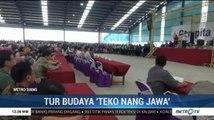 Tur Budaya 'TeKo Nang Jawa' Disambut Meriah di Brebes