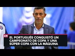 Pedro Caixinha dejó de ser técnico de Cruz Azul