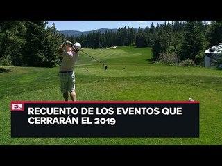 Lo que viene en golf para cerrar 2019