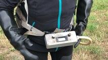 Une pêche électrique pour compter les saumons