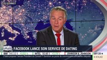 """Facebook lance son service de """"dating"""" - 05/09"""