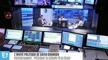 """Bernard Cazeneuve """"doit avoir sa place"""" dans la reconquête du PS, selon Patrick Kanner"""