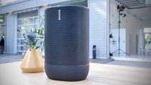 Sonos Move : enfin une enceinte nomade !