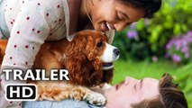 LADY AND THE TRAMP Official Trailer