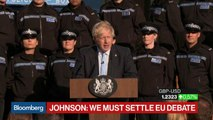 Boris Johnson Says His Brother Disagrees About Brexit Policy
