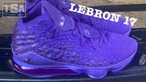 Nike Lebron 17 2K Sneaker
