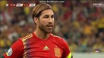 102     S.Ramos penalty   Romania 0 - 1 Spain.05.09.2019