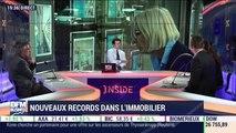 Les insiders (1/2): Nouveaux records dans l'immobilier - 05/09