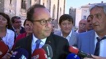 """""""Bernard Cazeneuve est un talent, c'est pour ça que je l'avais choisi"""" assure François Hollande"""