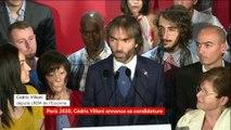 """Candidature de Cédric Villani à Paris : l'écologie """"est un peu l'étiquette miracle pour gagner une élection"""" estime David Belliard, candidat EELV"""