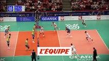 le service - Volley - Euro (H) - Le Vollexique