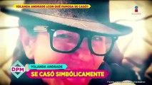 ¡Verónica Castro le responde a Yolanda Andrade por supuesta boda entre ellas!