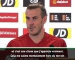 """Real - Bale : """"Je suis un golfeur !"""""""
