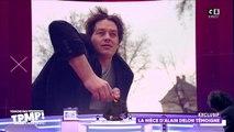 TPMP : le fils illégitime d'Alain Delon veut assigner l'acteur en justice