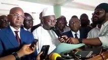 Le FNDC refuse de prendre part à des consultations autour du changement de constitution