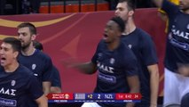 FIBA World Cup: Greece 103-97 New Zealand