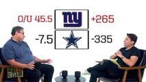 Giants @ Cowboys Betting Preview