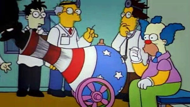 The Simpsons Season 4 Episode 11 - Homers Triple Bypass