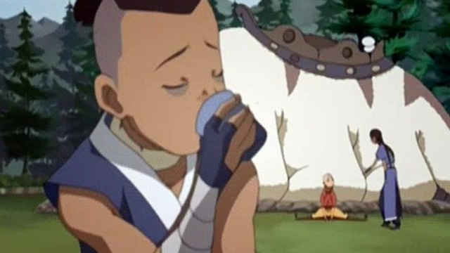 Avatar The Last Airbender S02E08 - The Chase