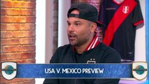 USA-Mexico Friendly Preview