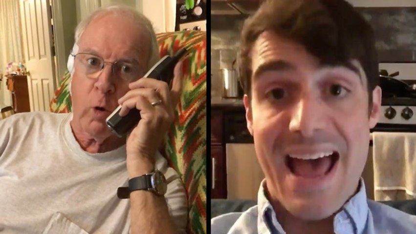 Telemarketer Wasn't Expecting This & First Date Vocal Warm-Ups