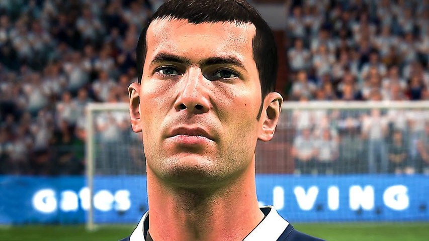 FIFA 20 ZIDANE Bande Annonce (2019) Fut Icons Stories