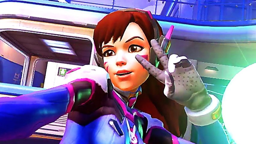 OVERWATCH SWITCH Bande Annonce de Gameplay (2019) Legendary Edition