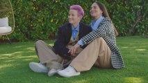 Megan Rapinoe: How Sue and I Met
