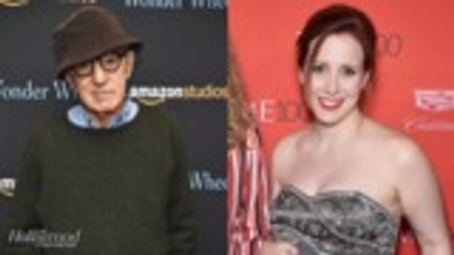 Dylan Farrow Calls Out Scarlett Johansson for Woody Allen Comments | THR News