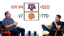 The Line's College Football Week 2 Betting Preview