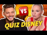 Rayane Bensetti VS Anne Sila : Quiz Disney Ultime
