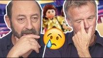 Kad Merad et Franck Dubosc : le dessin animé qui les fait pleurer