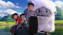 ABOMINABLE Film clip - Flower Surfing to Safety