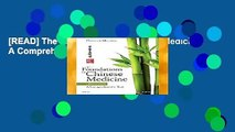 [READ] The Foundations of Chinese Medicine: A Comprehensive Text, 3e